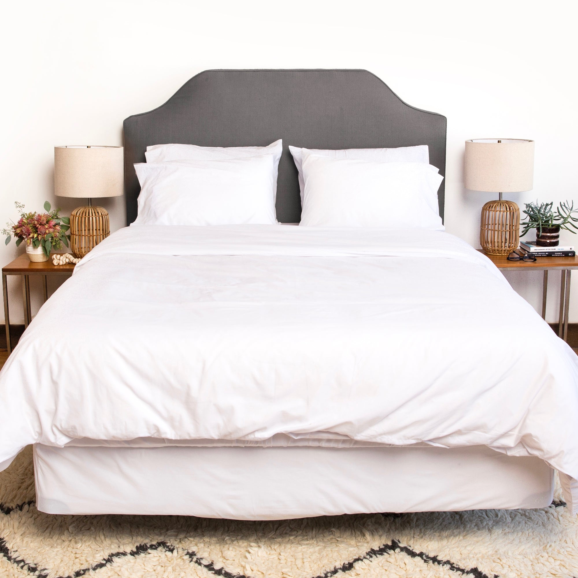 Made in USA Bed Sheets from Supima pima cotton