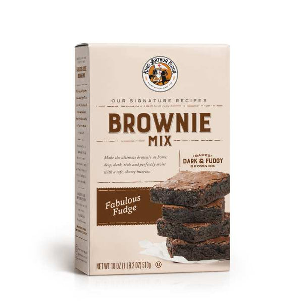 King arthur brownie mix