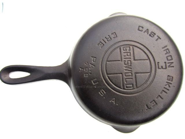 Griswold Cast Iron Skillet - American Made