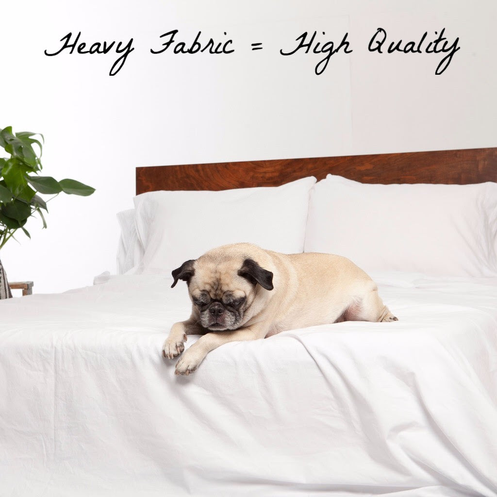 Heavy fabric quality