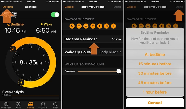 iPhone apps and tech tips to improve your sleep