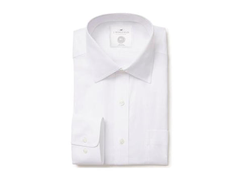 J Wingfield: Carlton SUPIMA Oxford Button Down
