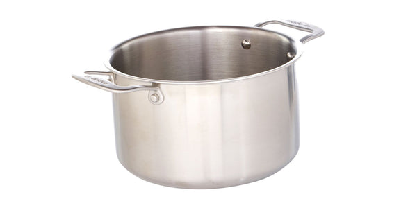 Made in cookware stock pot