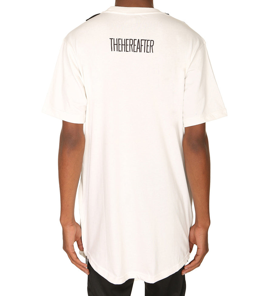 Colourblind Tee - White