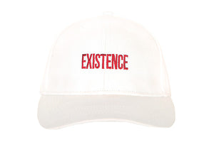 Existence Cap - White