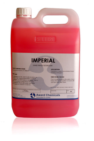 Imperial Liquid Hand Soap
