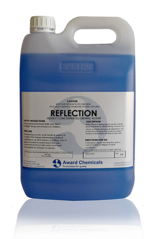 Reflection - Rinse Aid