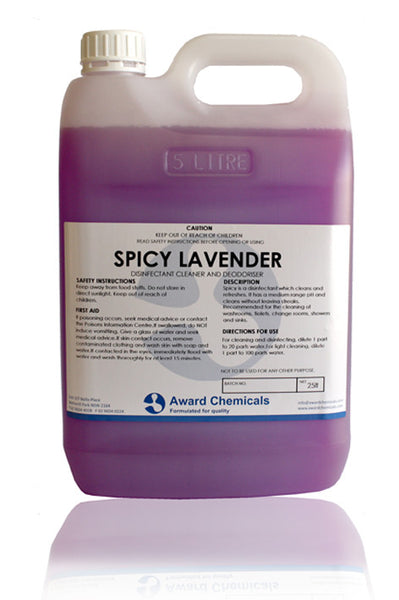 Spicy Lavender