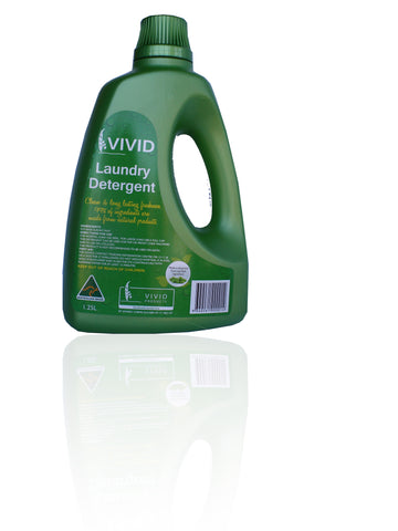 Vivid Laundry Liquid - Box of 6 Bottles
