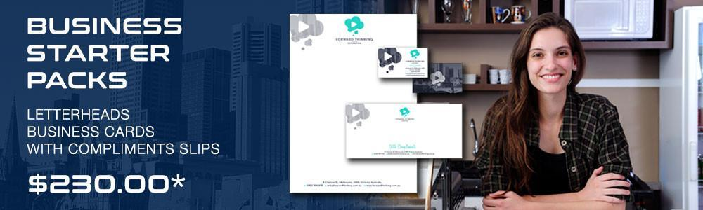 Business Starter Package - Small Business Printing