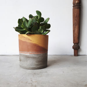 One Off - Concrete Planter #7 - FUME Products