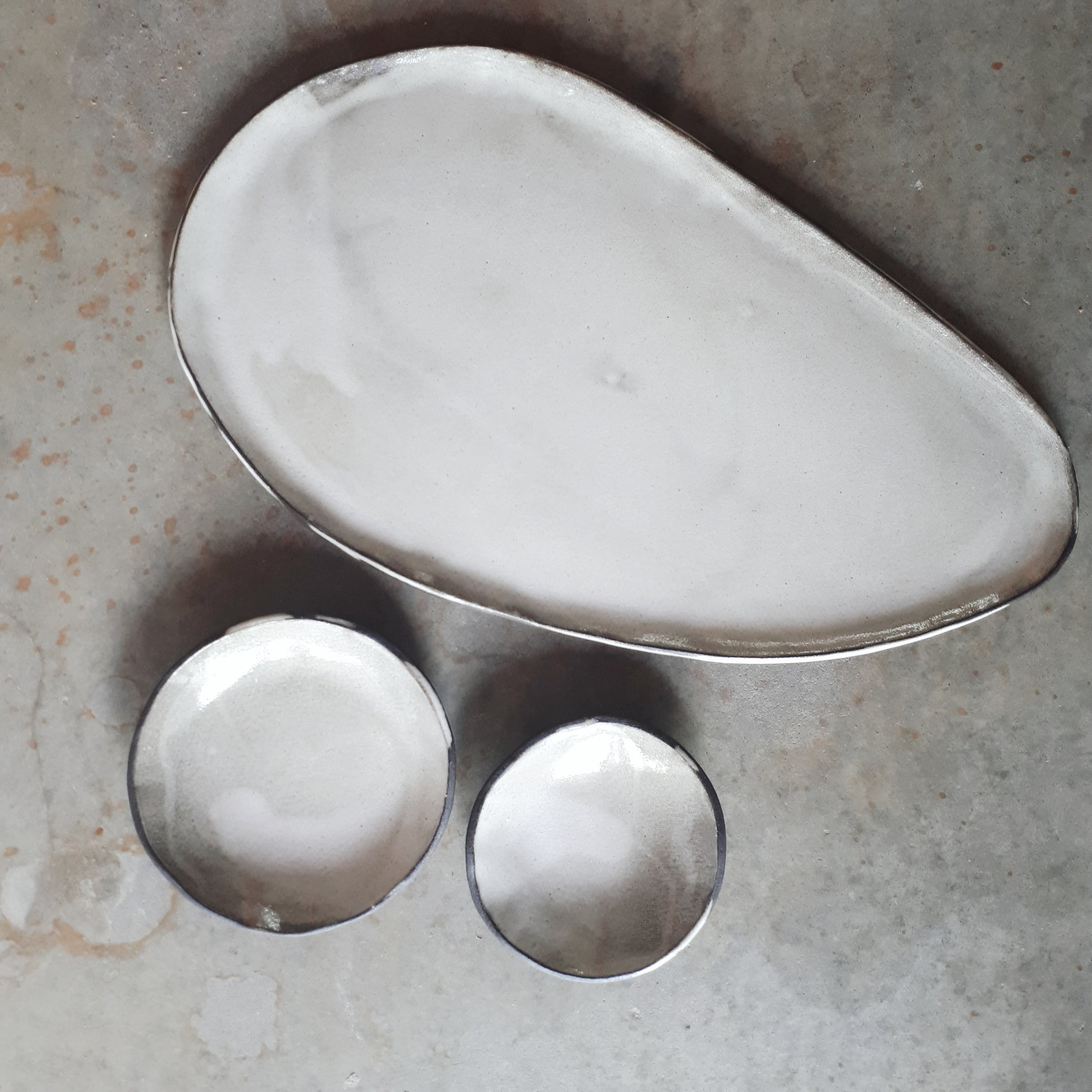 Ceramic Platter - FUME Products