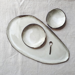 Ceramic Platter - NEW - FUME Products