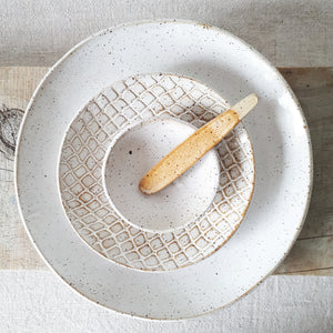 Ceramic Dinner Plate - FUME Products
