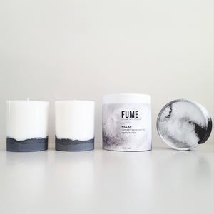 Concrete Pillar Candle - NEW! - FUME Products
