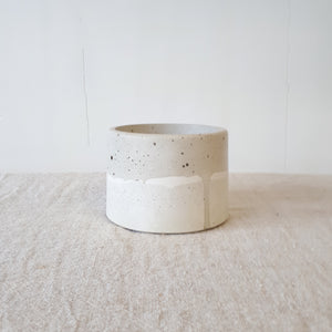Small Concrete Bell Pots - FUME Products