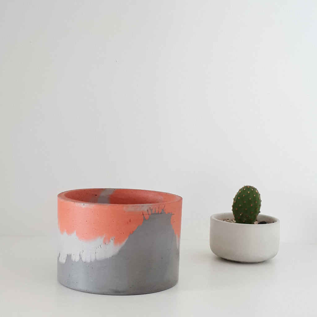One Off - Concrete Planter #6 - FUME Products