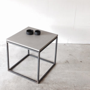 Concrete Side Table | Loft - FUME Products