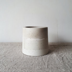 Large Concrete Bell Pots - FUME Products