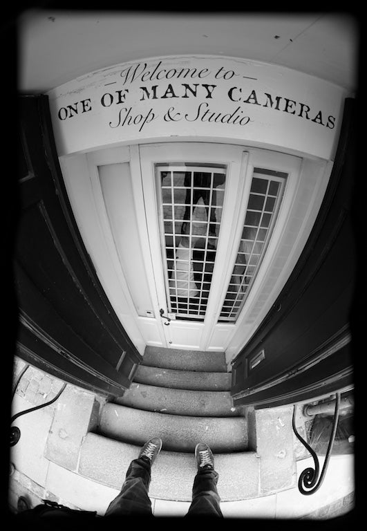 Samyang 8mm f3.5 Fisheye on Nikon D4