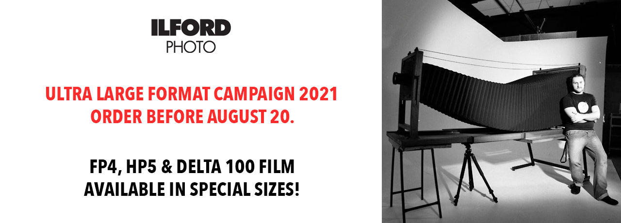 Ilford Ultra Large Format