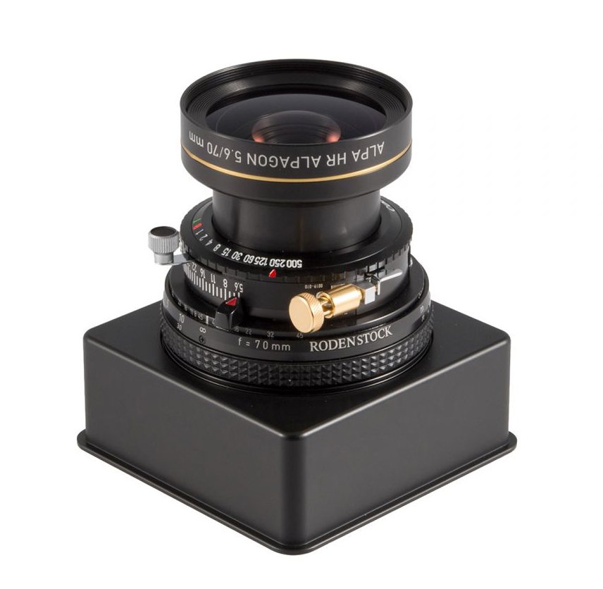 Alpa 70mm f5.6 Alpagon LB - Rental Only