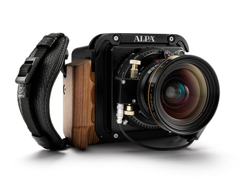 Alpa 12 TC - A-Series with PhaseOne IQ3 50MP digital back - Rental Only