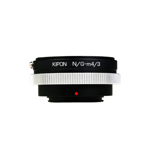 Kipon Adapter NIK/G-m4/3 Micro Four Thirds