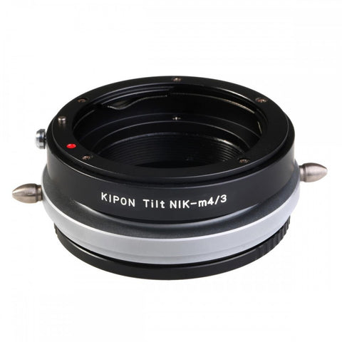 Kipon Adapter NIK TILT-m4/3 Micro Four Thirds