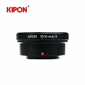 Kipon Adapter PK-m4/3/Micro Four Thirds