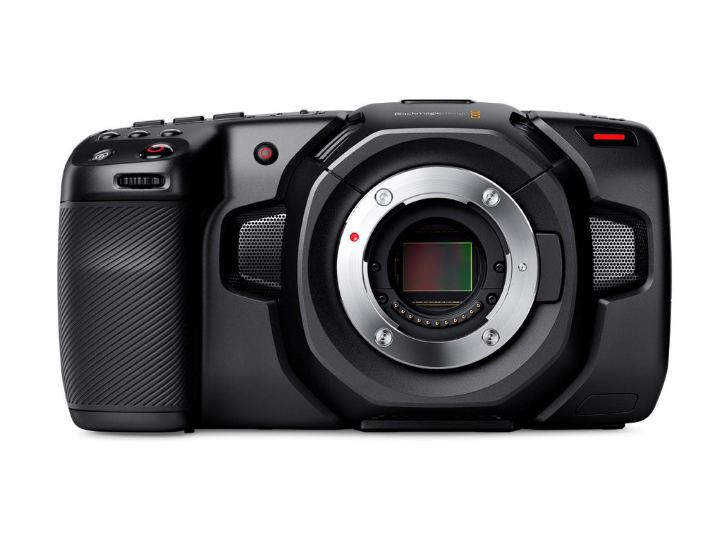 Blackmagic Design Pocket Cinema Camera 4K - Rental Only
