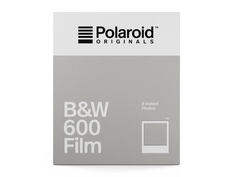 Polaroid Originals 600 B&W