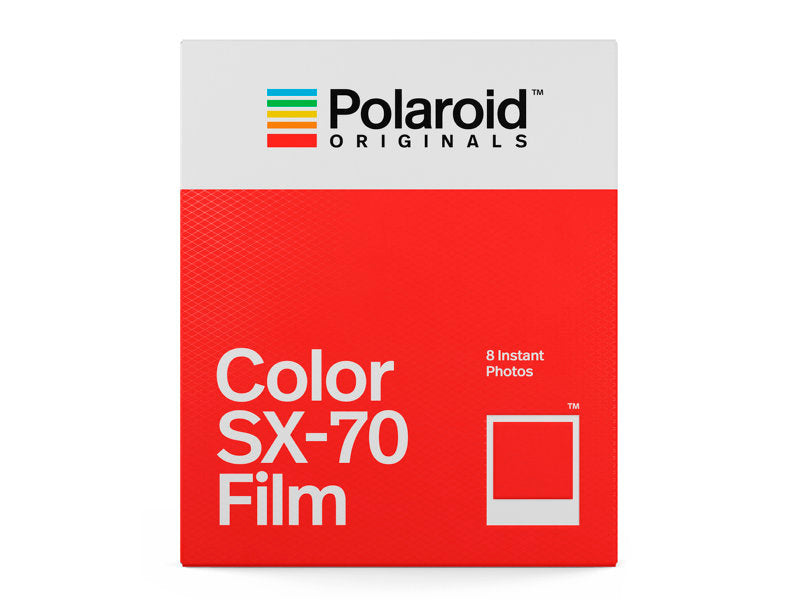 Polaroid Originals SX-70 Color
