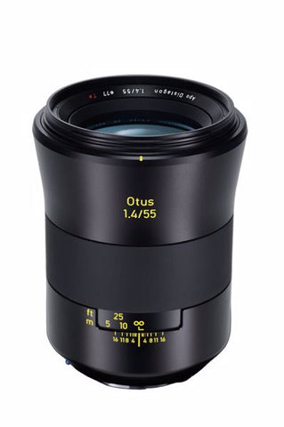 Zeiss Otus 55mm f1.4 ZE - for Canon EF