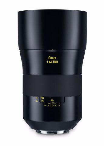 Zeiss Otus 100mm f1.4 ZE - for Canon