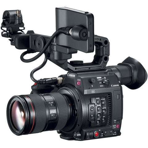 Canon EOS C200 - Rental Only