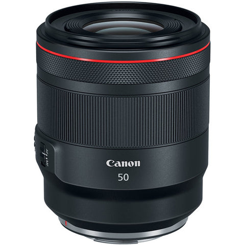 Canon RF 50mm f1.2L USM - Rental Only