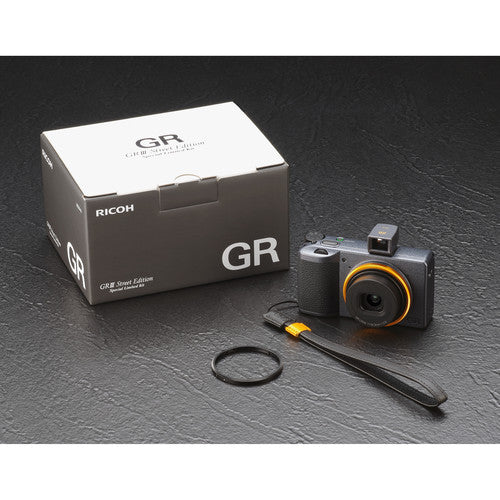 RICOH GR III STREET EDITION SPECIAL LIMITED KIT EU