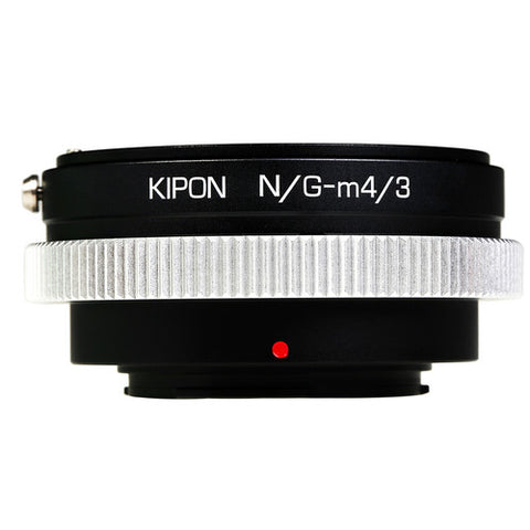 Kipon Adapter til MFT Body Nikon G-MFT