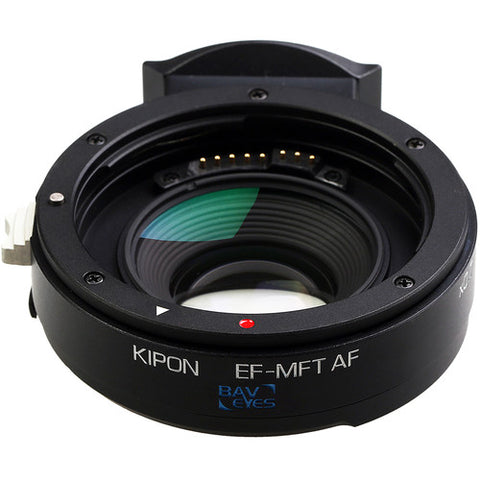 Kipon Adapter til MFT Body EF-MFT AF
