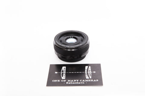 Panasonic 20mm f.1.7 G ASPH