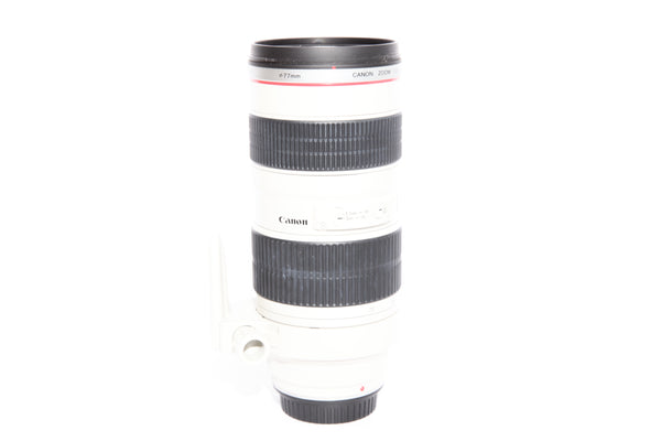 Canon 70-200mm f2.8 L Ultrasonic