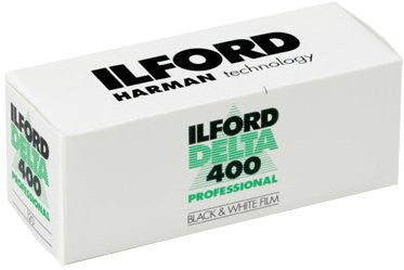 Ilford Delta 400 120 Roll