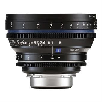 Zeiss Compact Prime CP.2 85mm T1.5 Super Speed Planar PL Mount - Metric