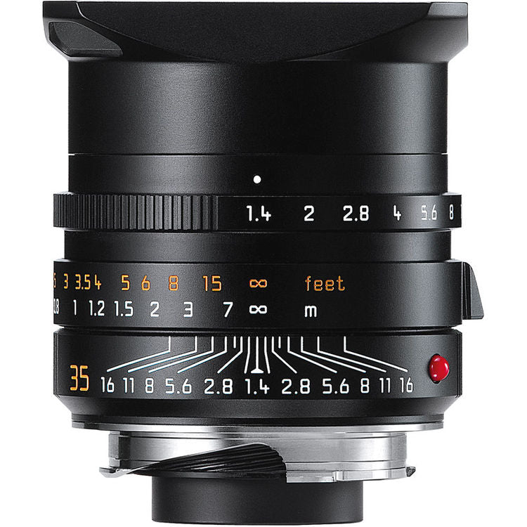 Leica M 35mm f1.4 Summilux ASPH FLE - Rental Only