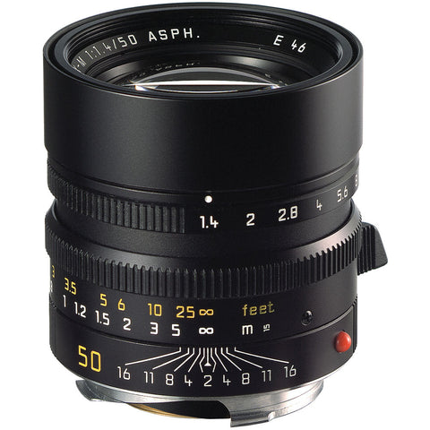 Leica M 50mm f1.4 Summilux ASPH - Rental Only