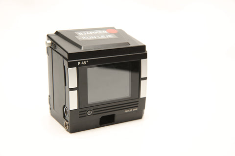 PhaseOne P45+ Hasselblad V-mount **Rental only**