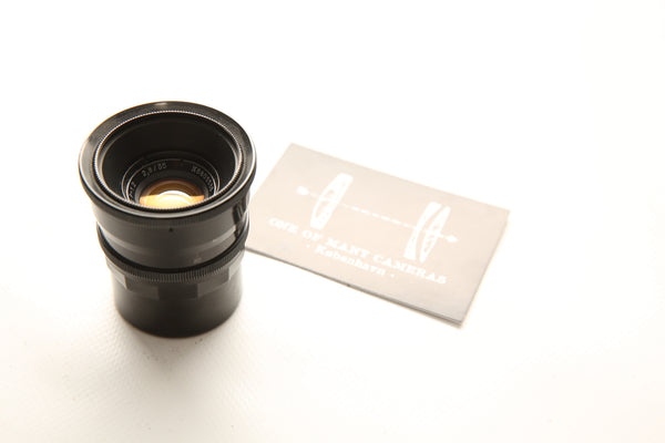 Jupiter 35mm f2.8 for Leica Screw Mount