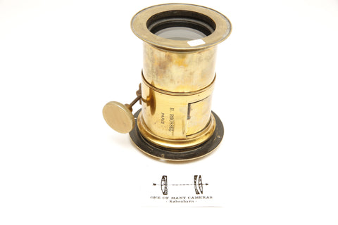 H. Roussel Paris Brass lens