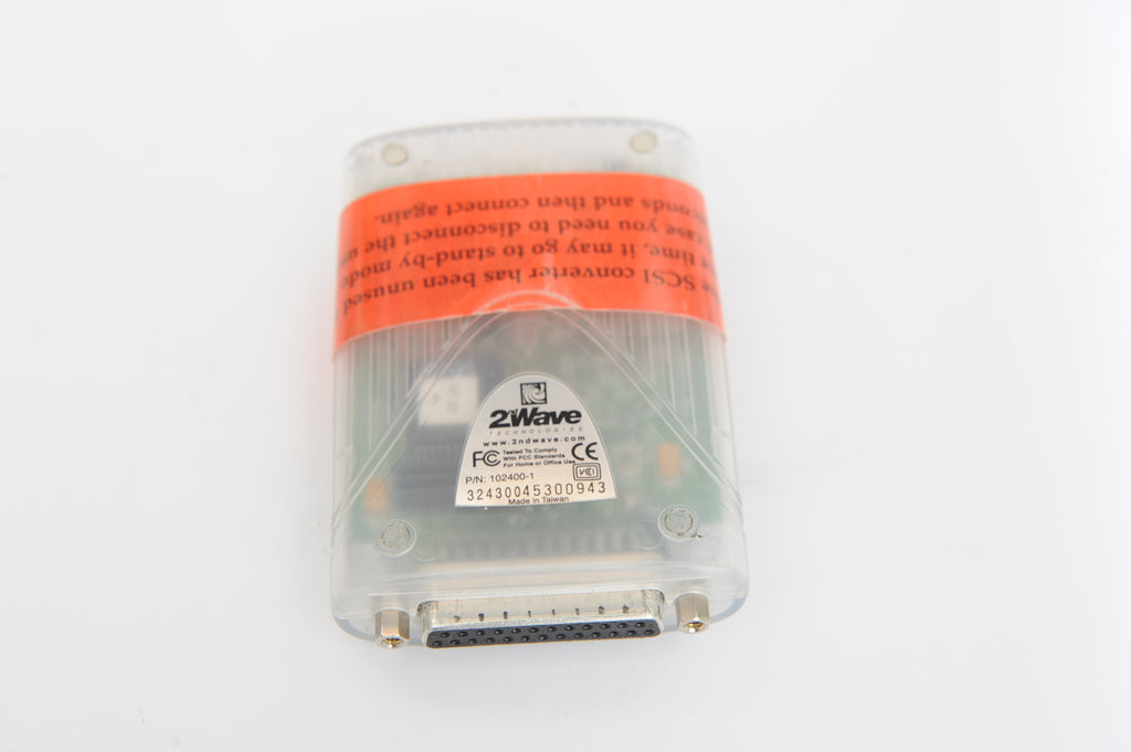 2ndWave Technolgies Firewire - SCSI adapter - 102400-1